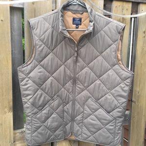 J.Crew Walker Vest Authentic Outerwear